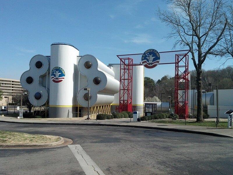 Space Camp in Huntsville, AL