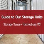storage units Hattiesburg MS