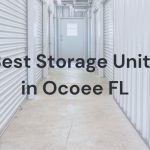 Best Storage Units Ocoee FL