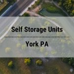 Self Storage York PA