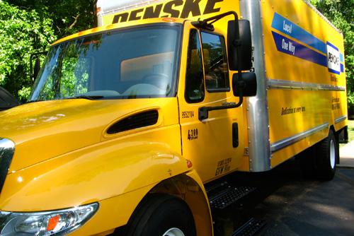 Penske Truck Rental Oak Park MI