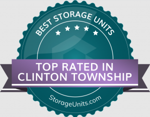 The Best Storage Units in Clinton Township MI