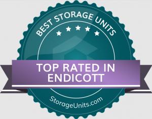 The Best Storage Units in Endicott NY