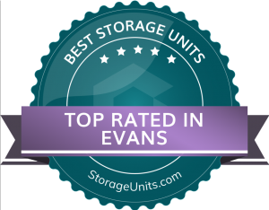 The Best Storage Units in Evans GA