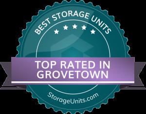 The Best Storage Units in Grovetown GA