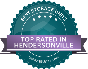 The Best Storage Units in Hendersonville NC