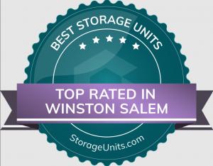 The Best Storage Units in Winston-Salem NC
