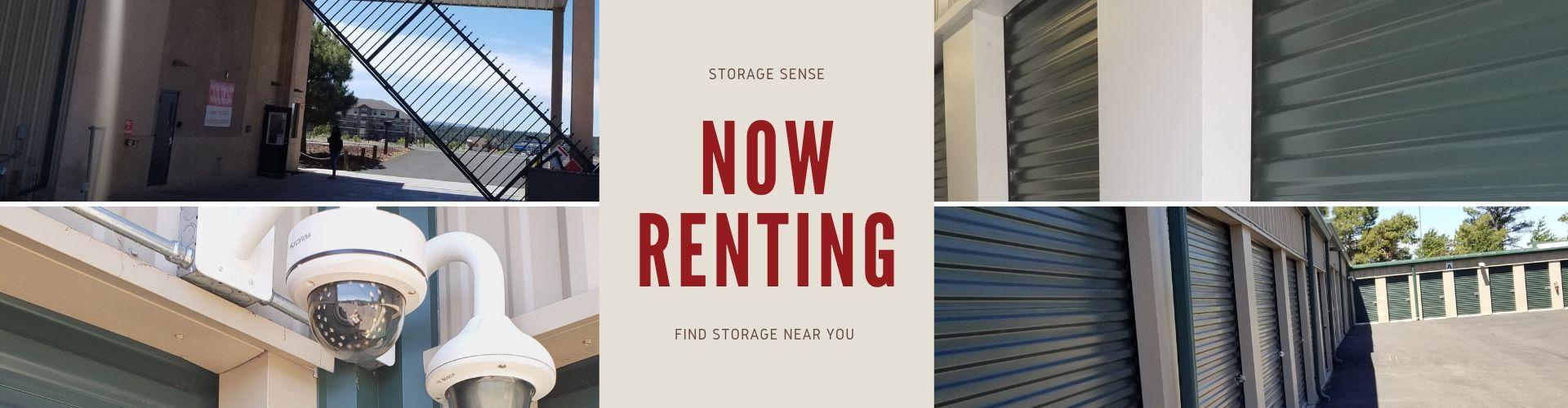 Renting Self Storage in Flagstaff AZ