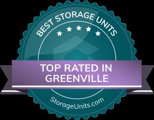 best self storage units greenville SC