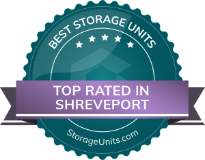 best self storage units Shreveport LA