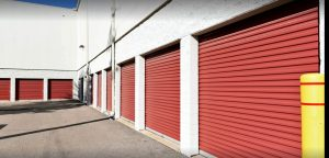 Drive Up Self Storage Redford MI