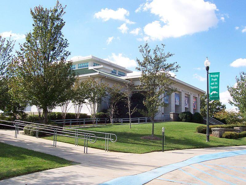 the Huntsville Museum of Art
