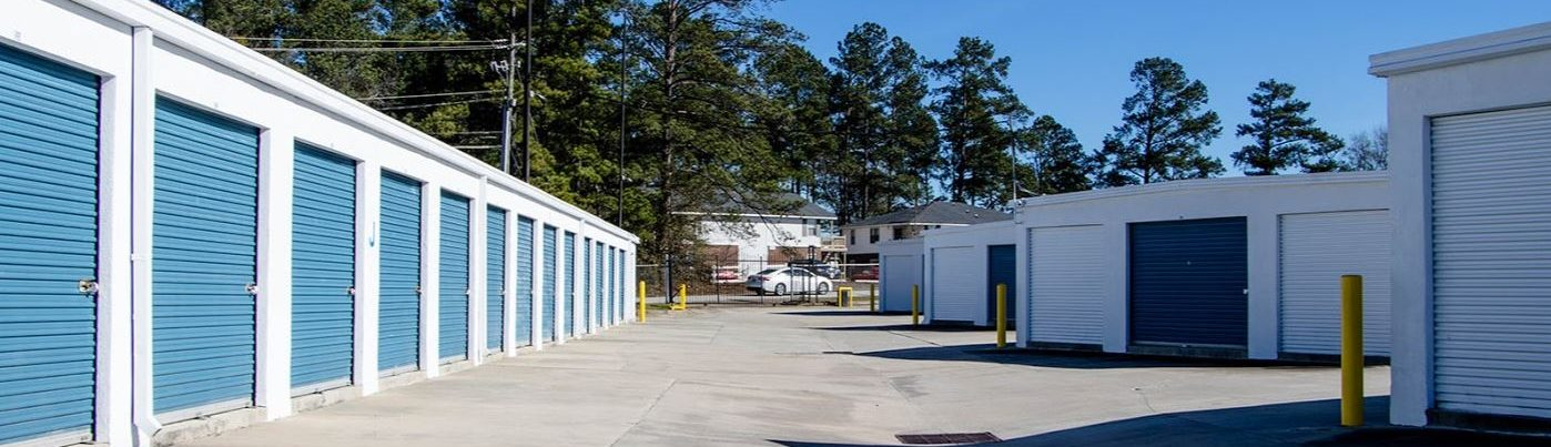 Drive Up Self Storage Augusta GA